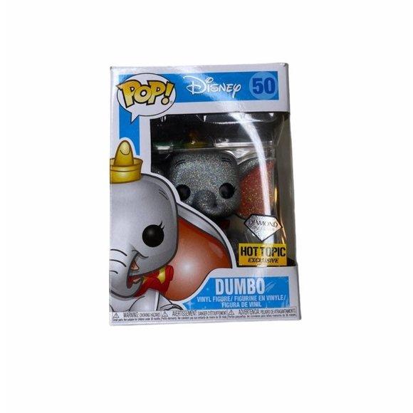 Funko Pop Disney's Dumbo Diamond #50